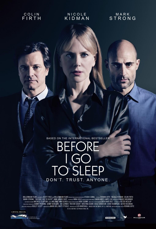 Poster do filme Antes de dormir