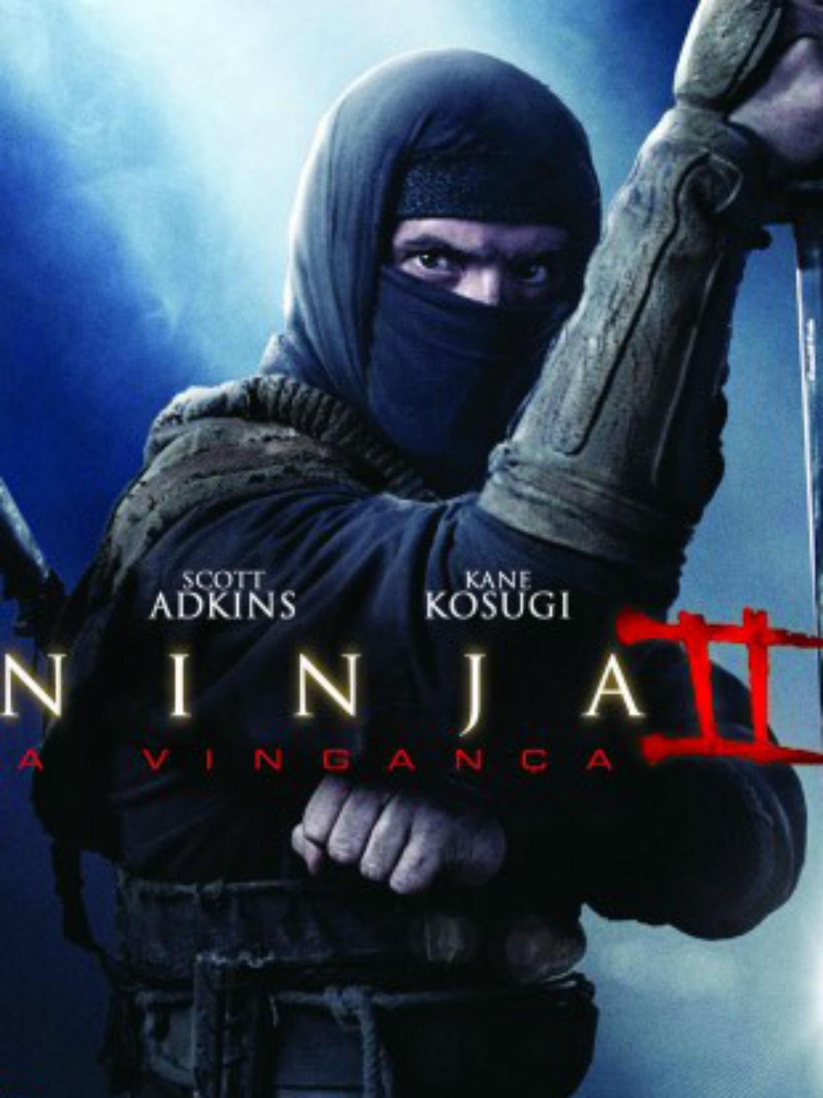 Poster do filme Ninja 2 - A Vingança