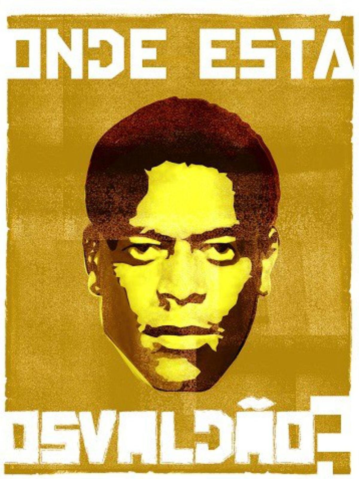 Poster do filme Osvaldão