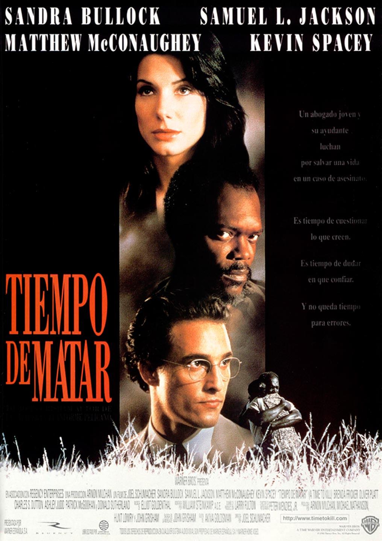 Poster do filme Tempo de Matar