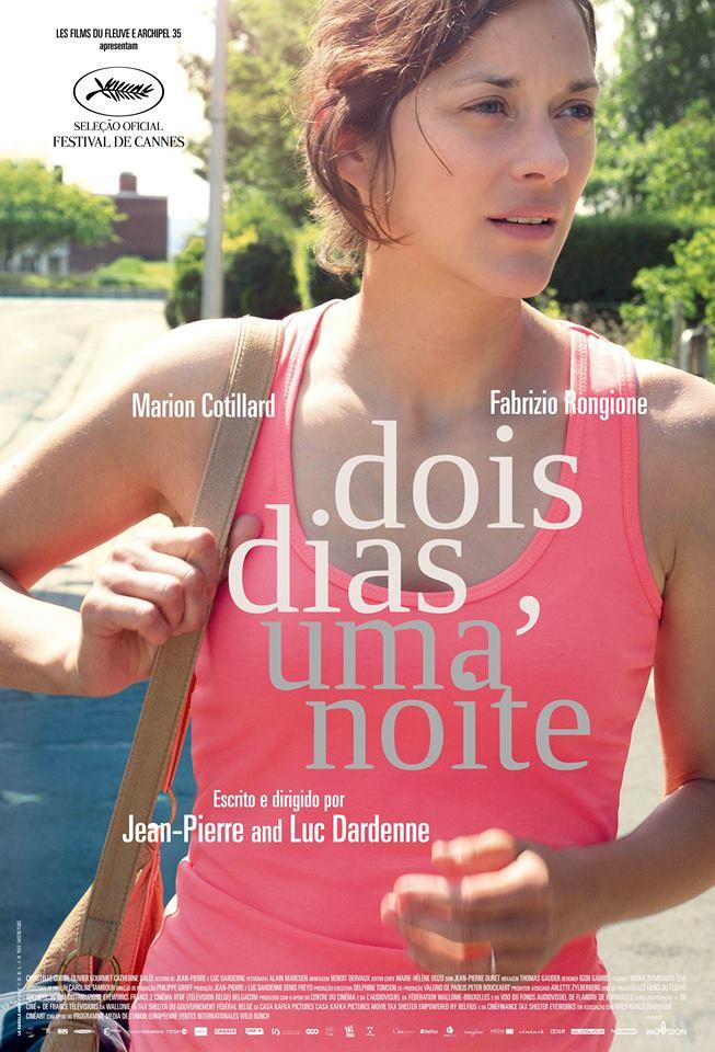 Poster do filme Dois Dias, Uma Noite