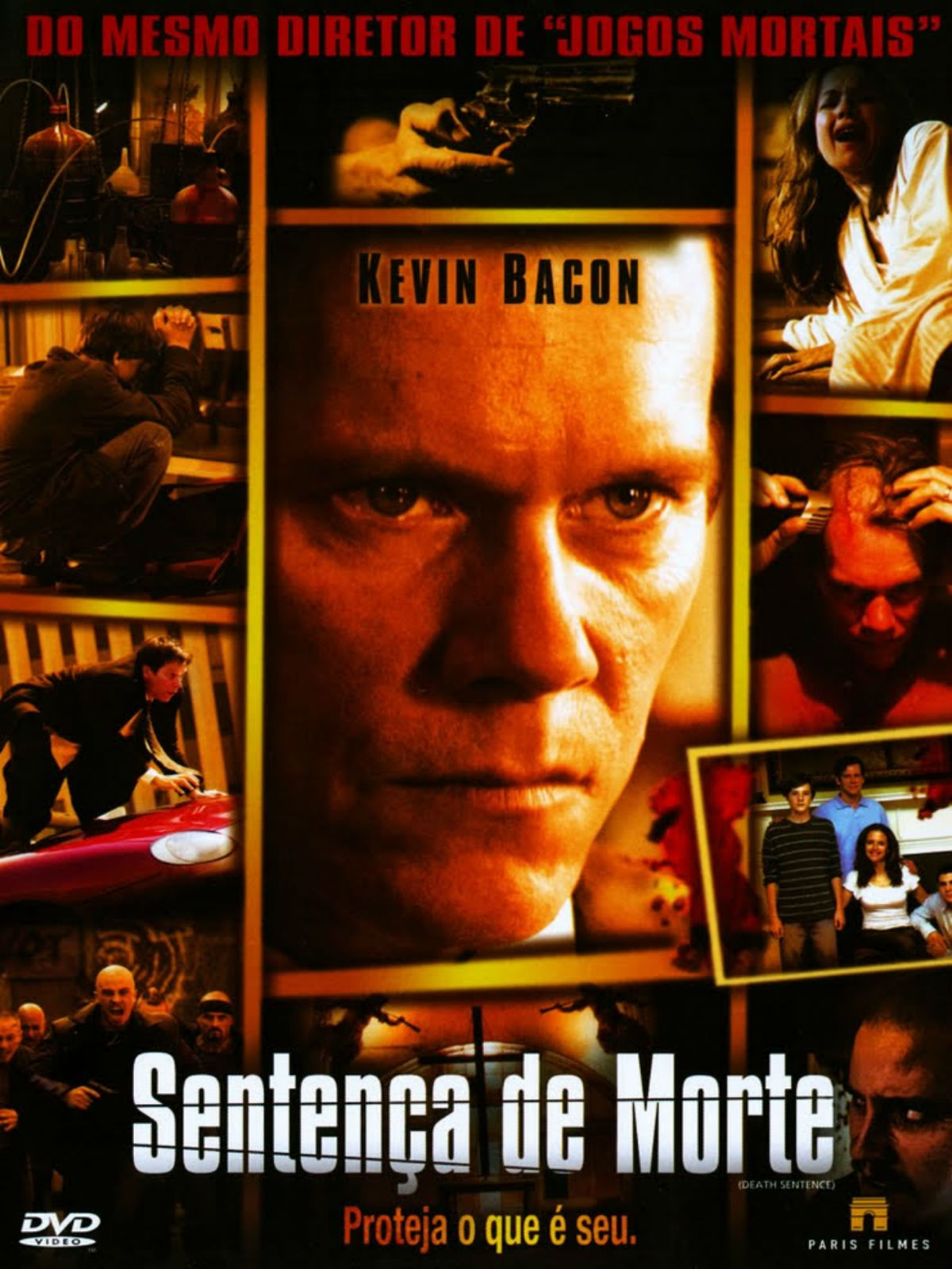 Poster do filme Gangs - Sentença Mortal