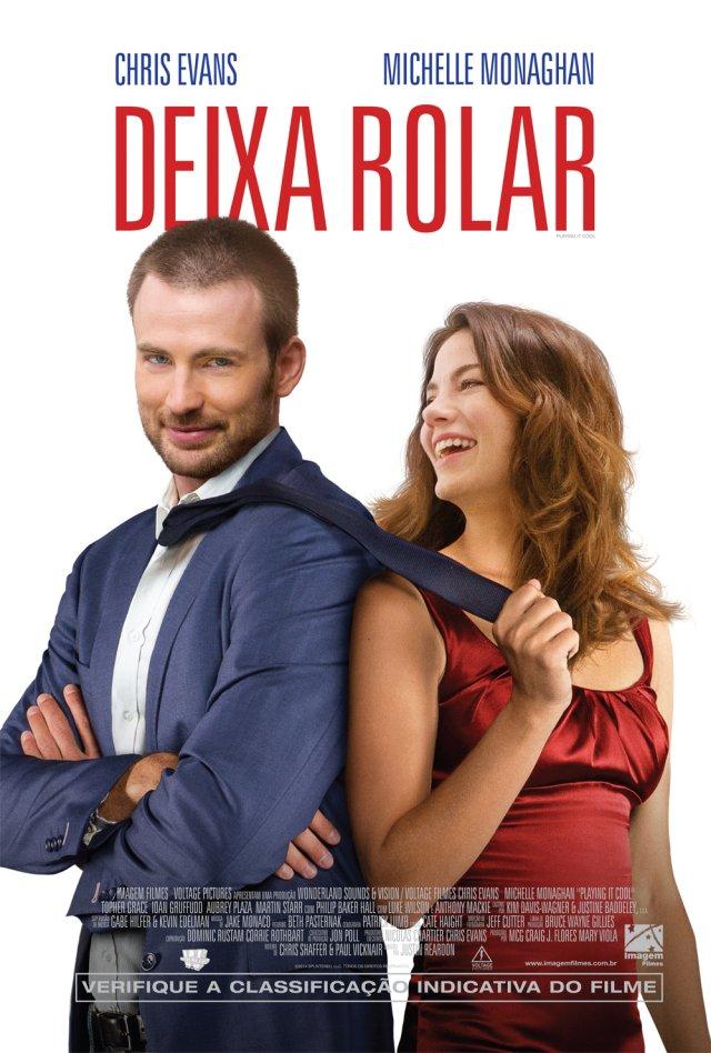 Poster do filme Deixa Rolar