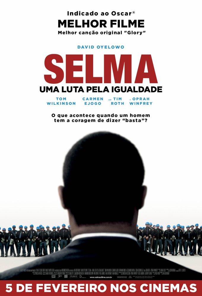Poster do filme Selma: Uma Luta Pela Igualdade