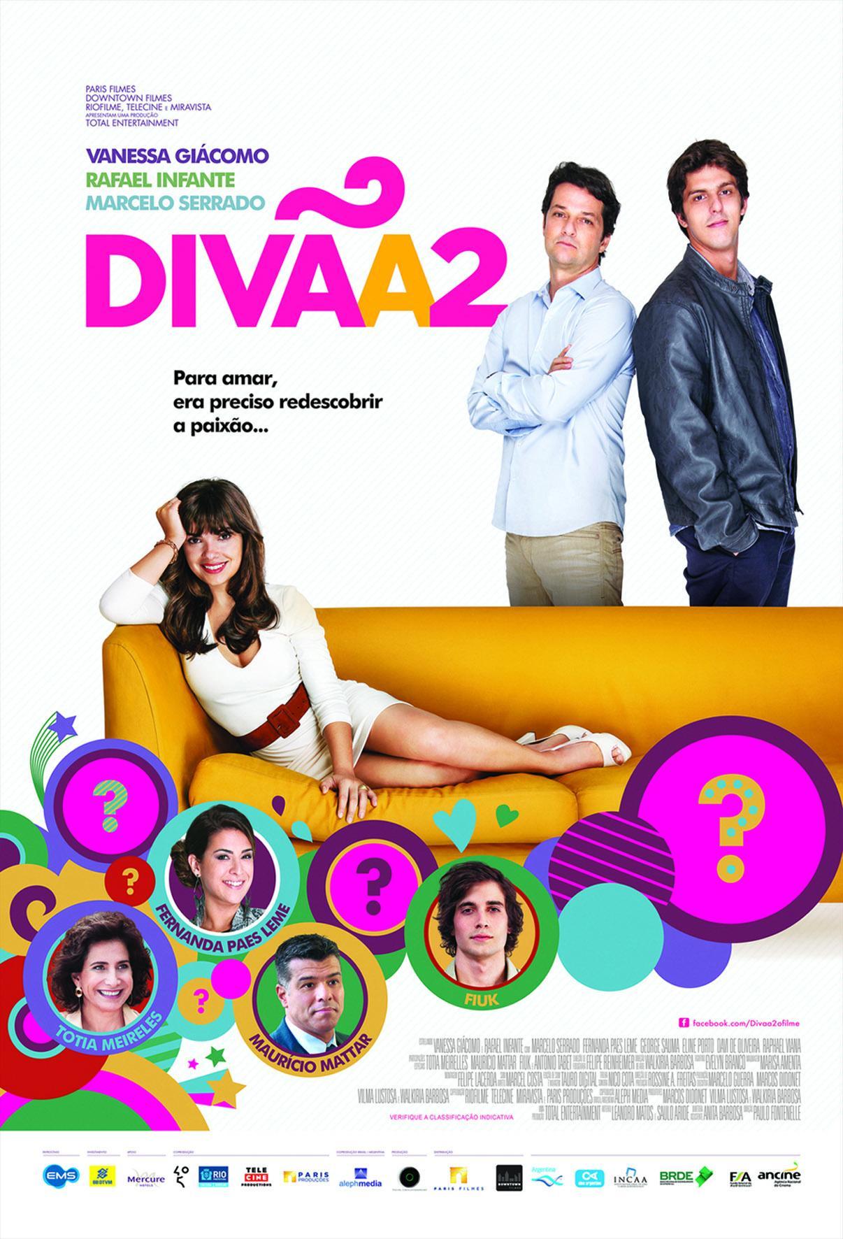 Poster do filme Divã