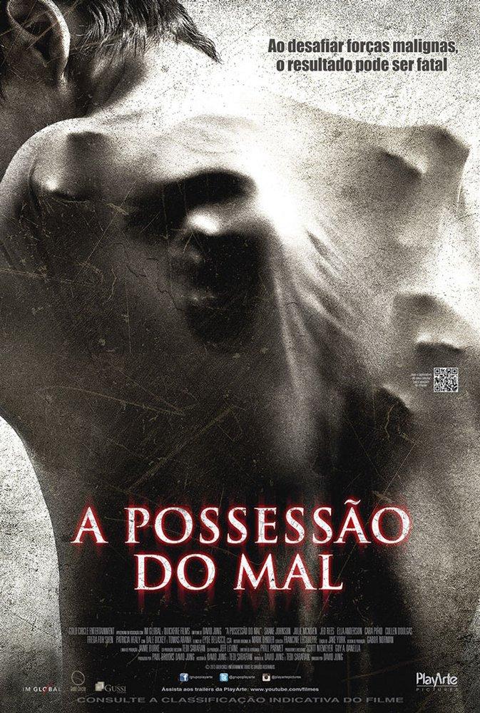 Poster do filme A Possessão do Mal