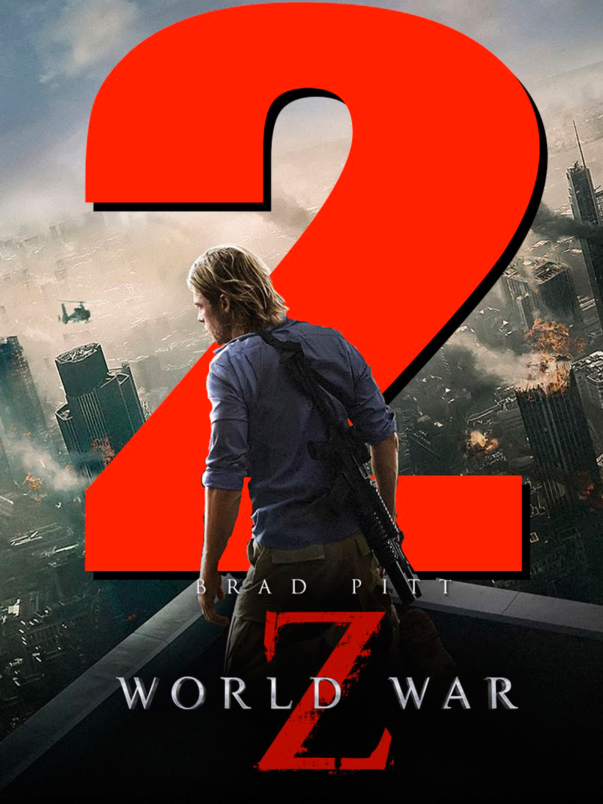Poster do filme Guerra Mundial Z - 2