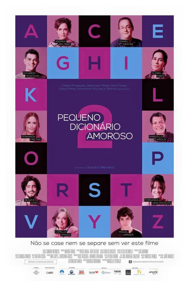 Poster do filme Pequeno dicionário amoroso 2