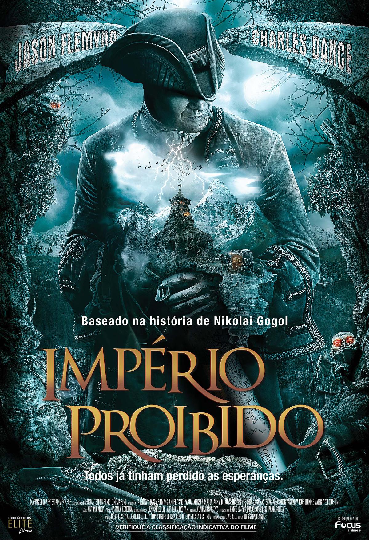 Poster do filme Império Proibido