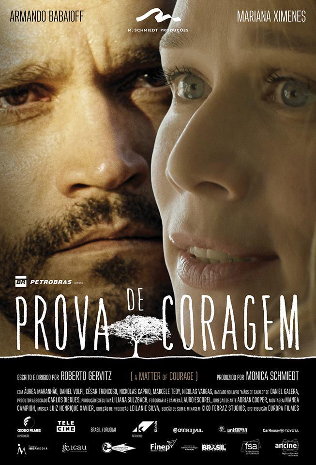 Poster do filme Prova de Coragem