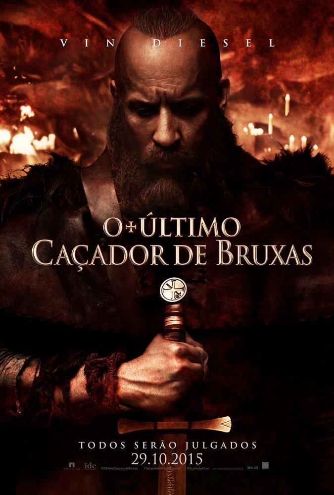 Poster do filme O Último Caçador de Bruxas