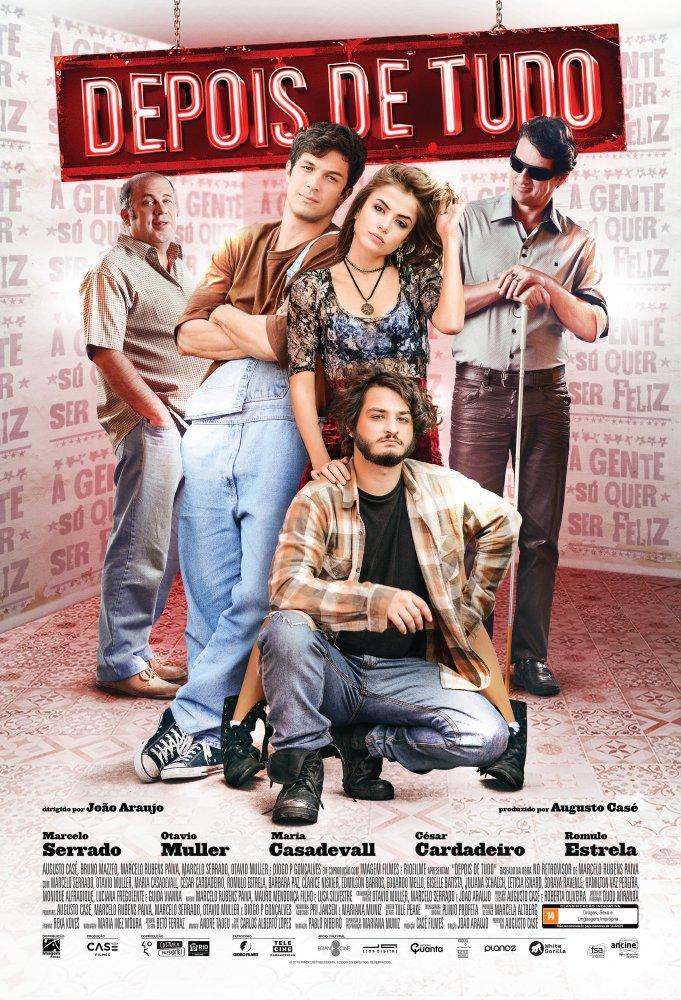 Poster do filme Depois de tudo