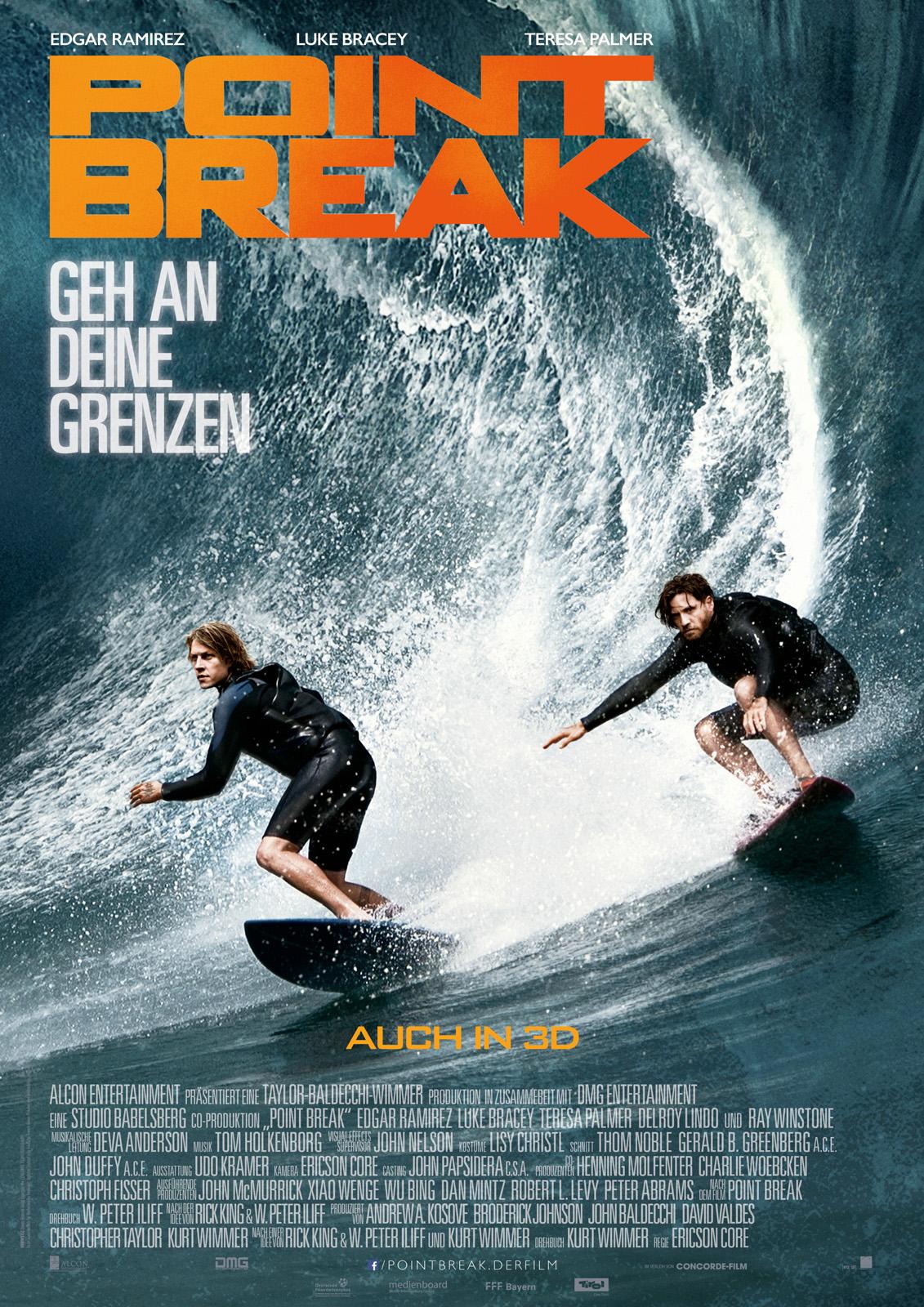 Poster do filme Além Dos Limites