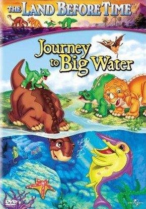 Poster do filme Em Busca do Vale Encantado IX: Viagem à Água Grande