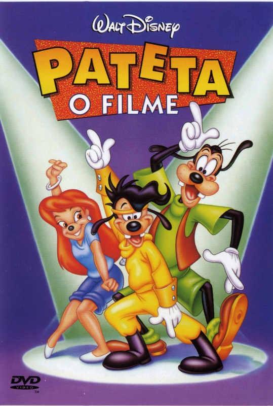 Poster do filme Pateta - O filme