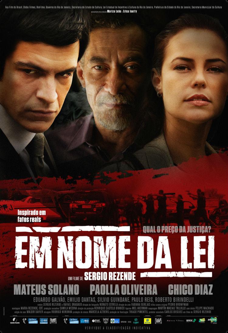 Poster do filme Mato em Nome da Lei