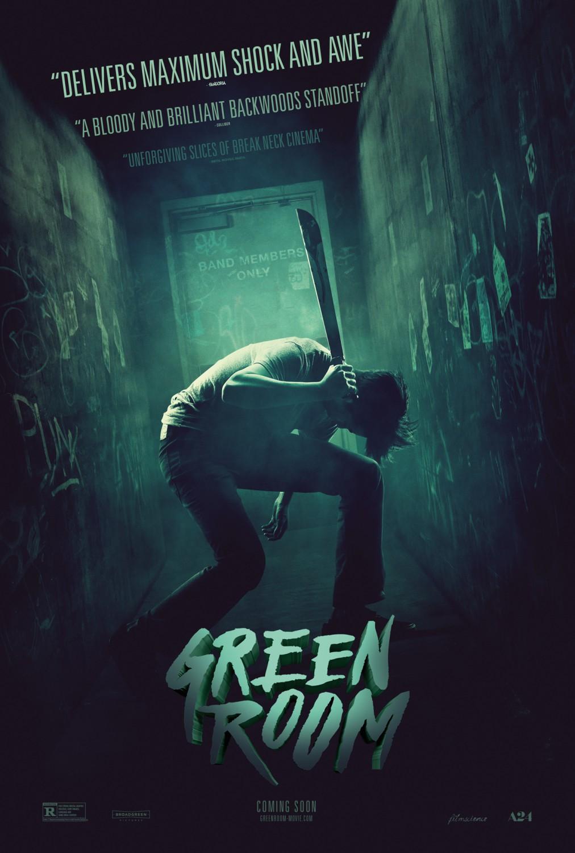 Poster do filme Sala Verde