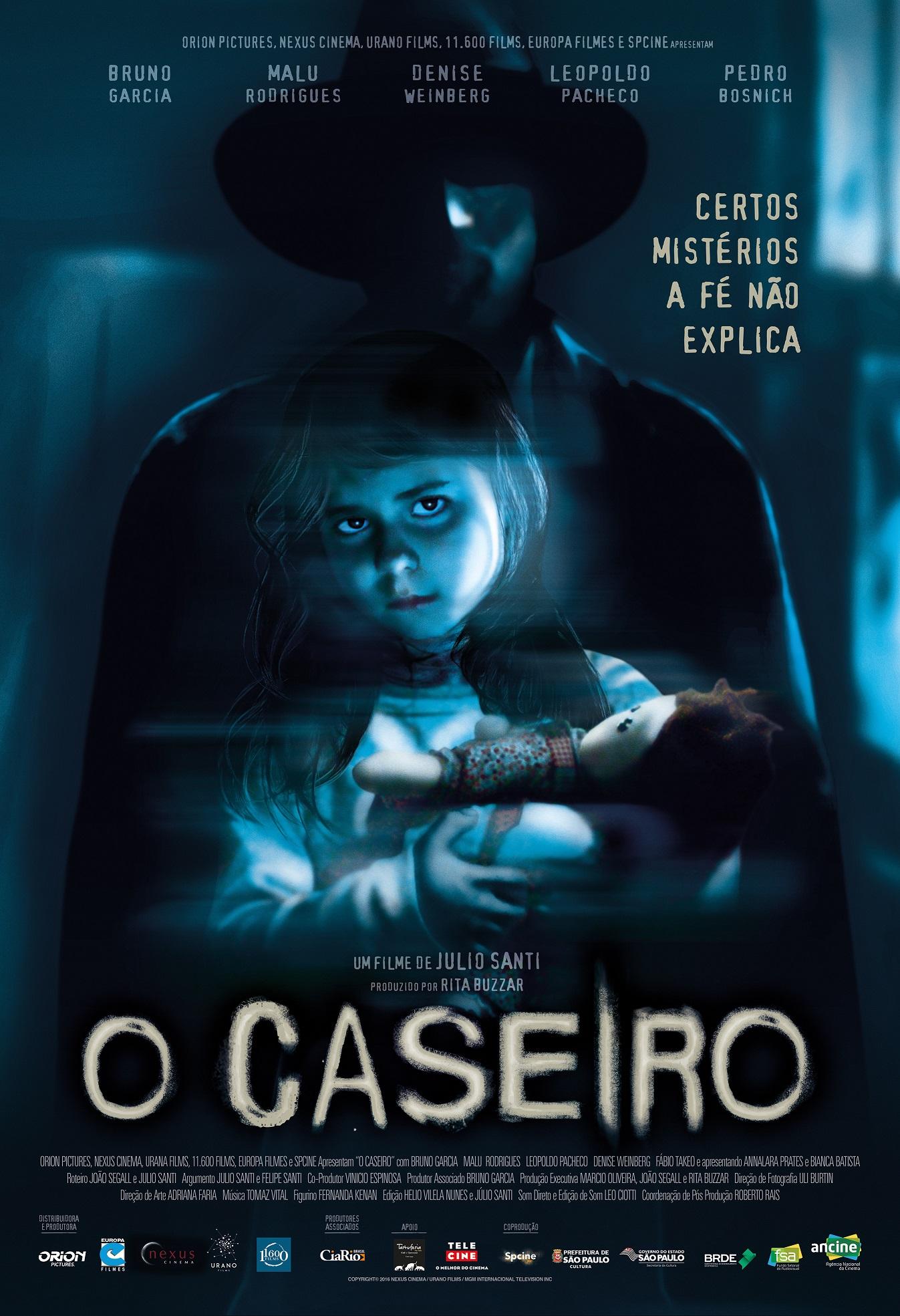 Poster do filme O Caseiro