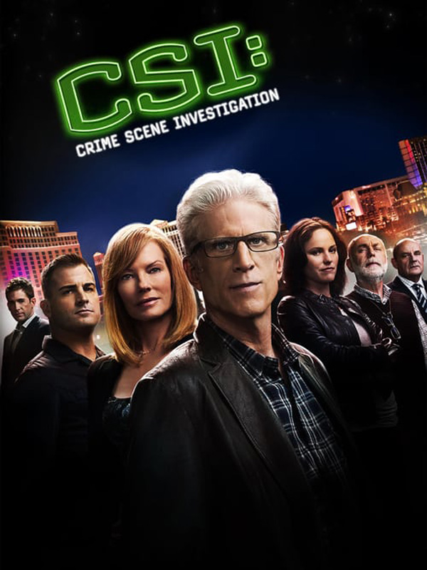 CSI: Crime Scene Investigation -série