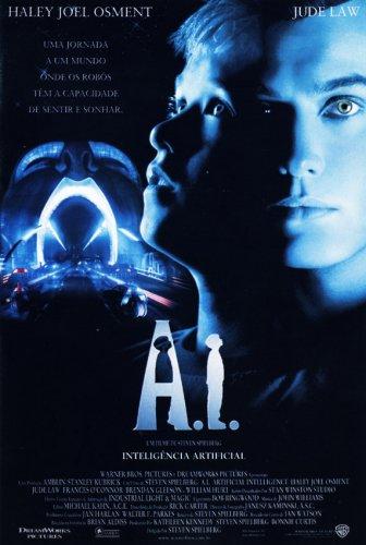 Poster do filme Memória Artificial