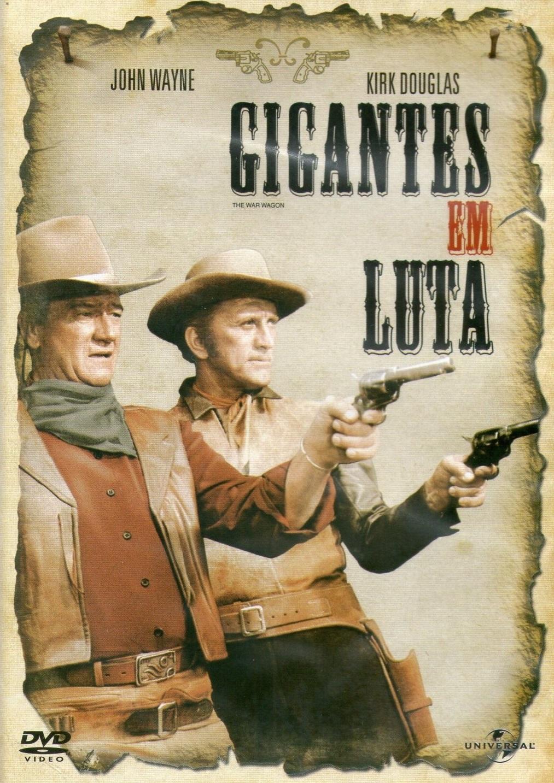 Poster do filme Gigantes em luta