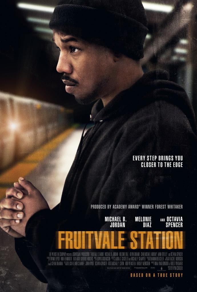Poster do filme Fruitvale station - A última parada