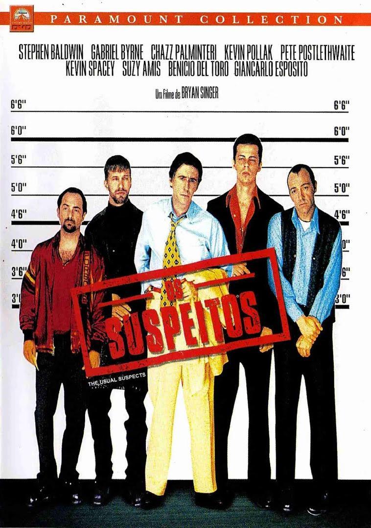 Poster do filme Os Suspeitos