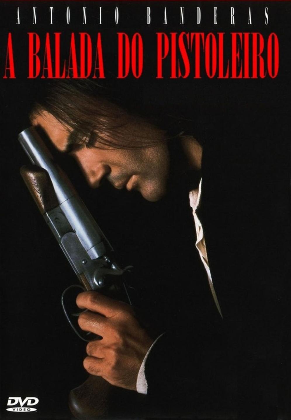 Poster do filme A Balada do Pistoleiro