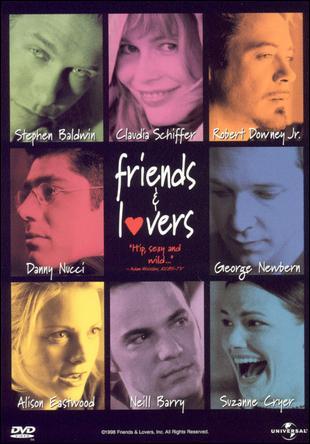 Poster do filme Friends - Amigos e Amantes