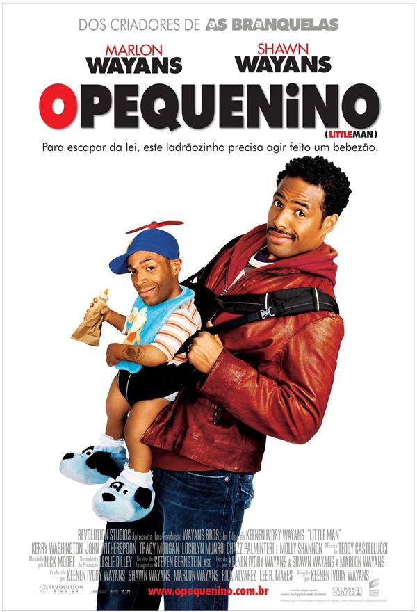 Poster do filme O Pequenino