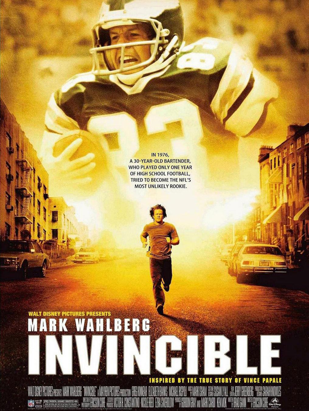 Poster do filme Invencível