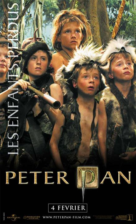 Poster do filme As Aventuras de Peter Pan