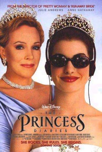 Poster do filme O Diário da Princesa