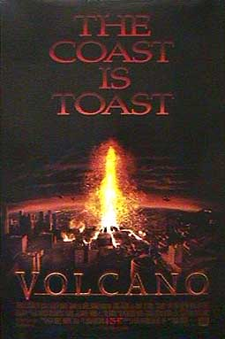 Poster do filme Volcano - A fúria