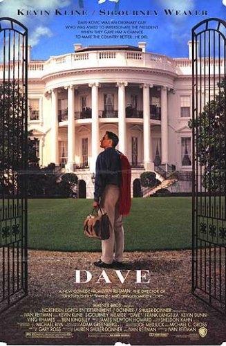 Poster do filme Dave - Presidente Por um Dia