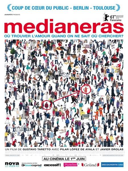 Poster do filme Medianeras: Buenos Aires da Era do Amor Virtual