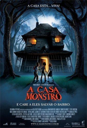 Poster do filme A Casa Monstro