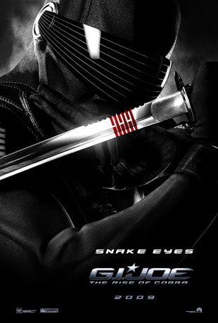 Poster do filme G.I. Joe: A Origem de Cobra