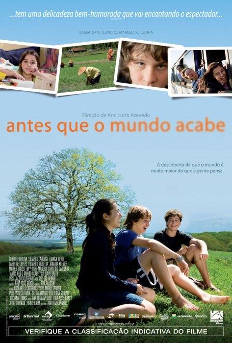 Poster do filme Antes que o mundo acabe
