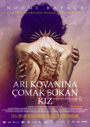Poster do filme A Rainha do Ar