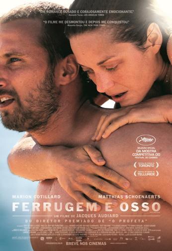 Poster do filme Ferrugem e Osso