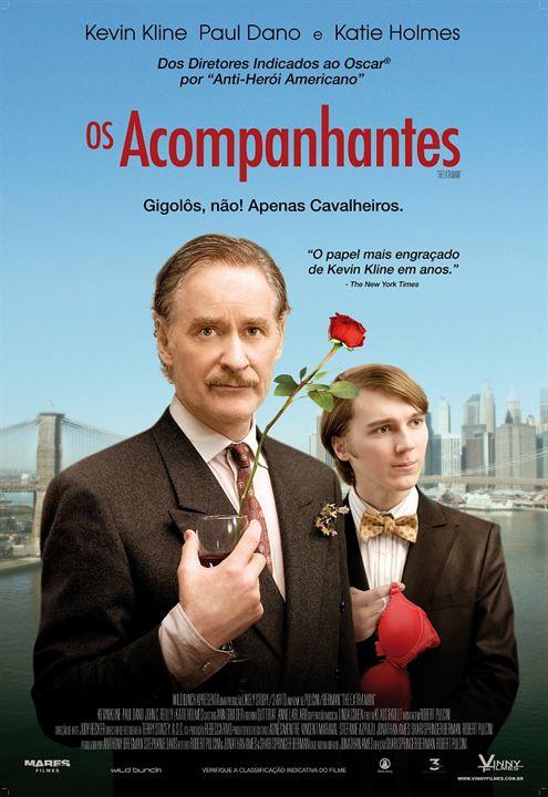 Poster do filme A Acompanhante