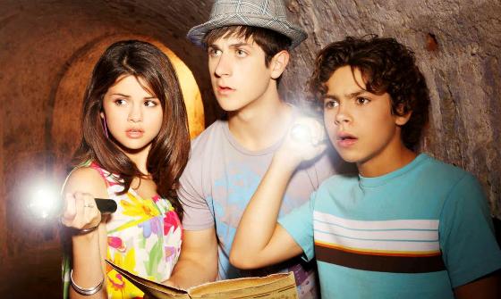 Poster do filme Os feiticeiros de Waverly Place: o filme