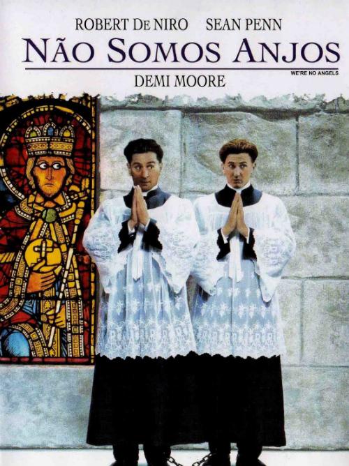 Poster do filme Não Somos Anjos