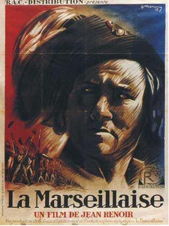 Poster do filme A Marselhesa