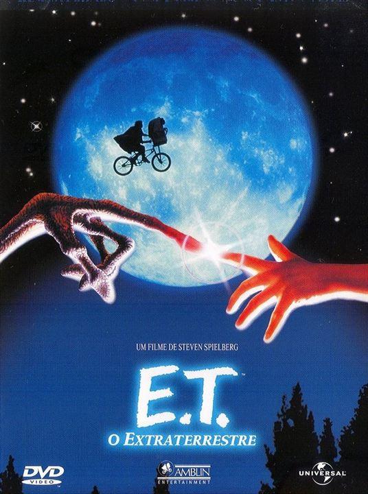 Poster do filme E.T. - O Extraterrestre