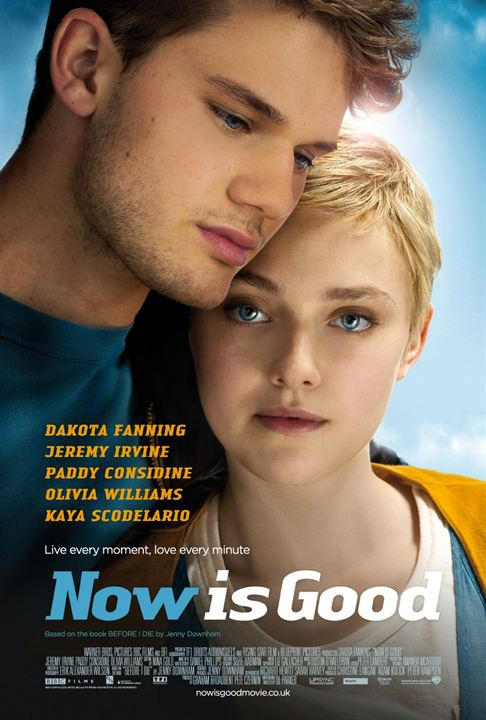 Poster do filme Agora e Para Sempre