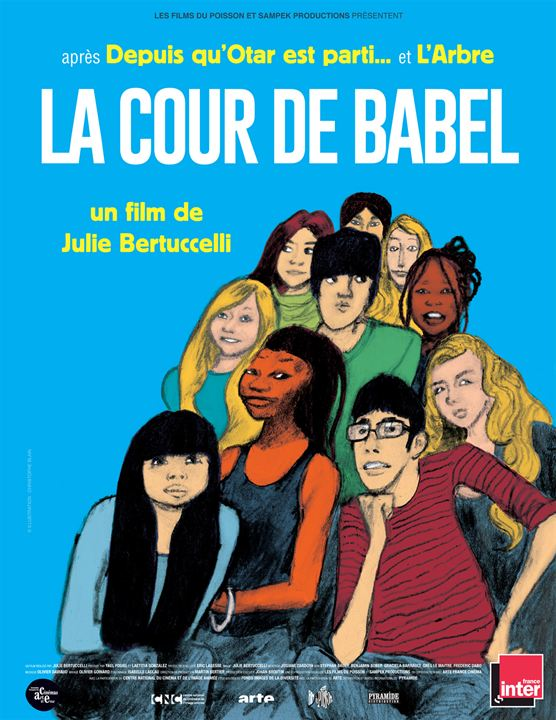 Poster do filme A Escola de Babel