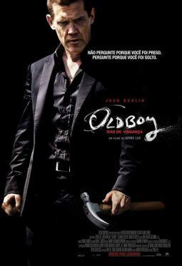 Oldboy - Dias de Vingança : Poster