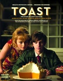 Poster do filme Toast: A História de uma Criança com Fome